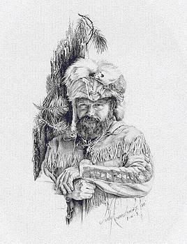 Mountain Man Hans by Judith Angell Meyer