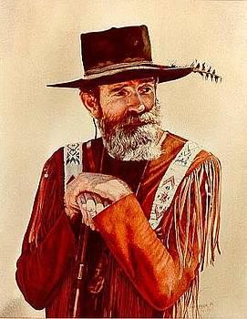 Mountain Man Jim by Judith Angell Meyer