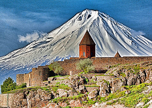 Dennis Cox WorldViews - Mountain Monastery