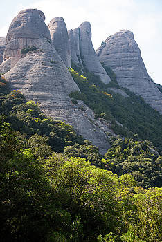 Svetlana Sewell - Mountain Montserrat