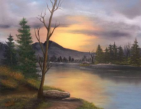 Mountain Paradise by Sheri Keith