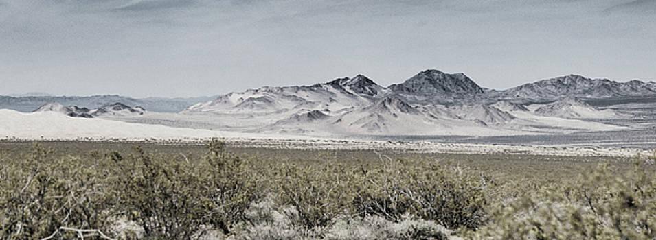 Mountain Range by Nancy Killam