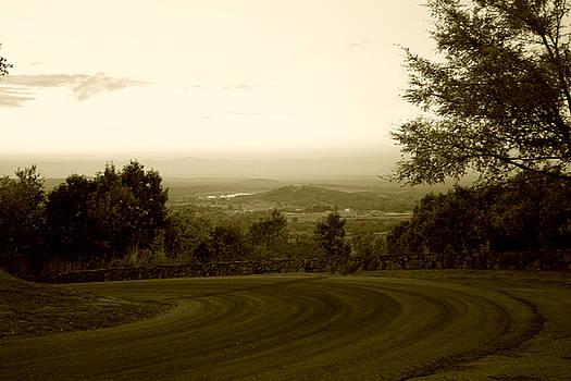 Nina Fosdick - mountain road oklahoma
