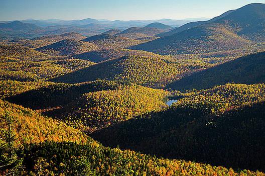 Mountain Shadows by Bob Grabowski