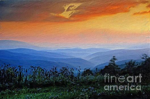 Lois Bryan - Mountain Sunrise