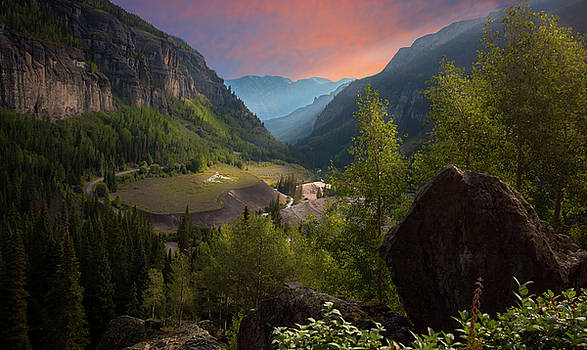 Mountain Time by Linda Unger