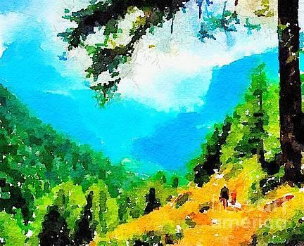 Rich Governali - Mountain Trail