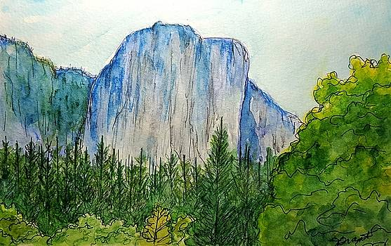 Mountain Vacation by Jeanne Grant
