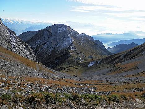 Mountain View 1 by Pema Hou