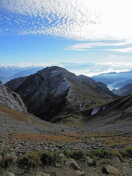 Mountain View 3 by Pema Hou