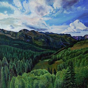 Mountain View by Nancy Viola