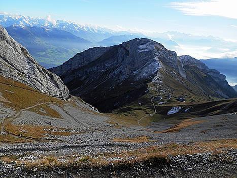 Mountain View by Pema Hou