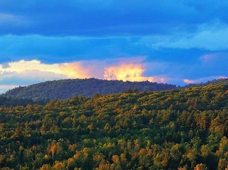 Mountain view  by Scott Welton
