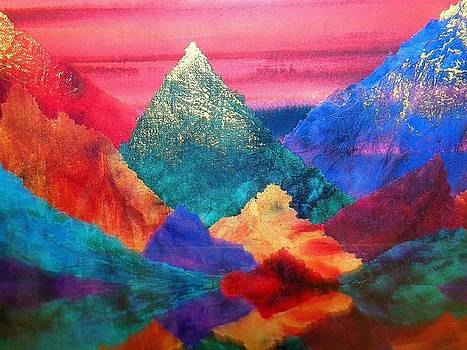 Mountain by Vilma Zurc