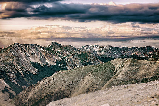 Mountain Vista by Garett Gabriel