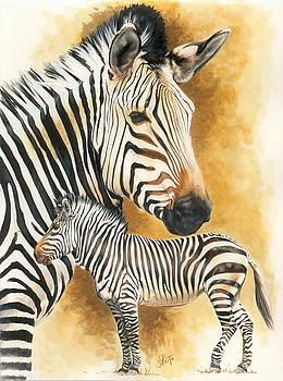 Barbara Keith - Mountain Zebra