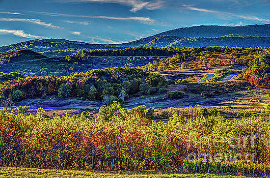Mountains 1631HDR by Doug Berry