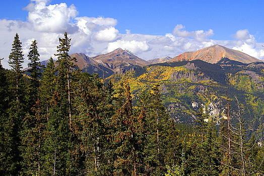 Marty Koch - Mountains Aglow