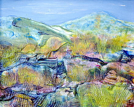 Regina Valluzzi - Mountains and Marsh