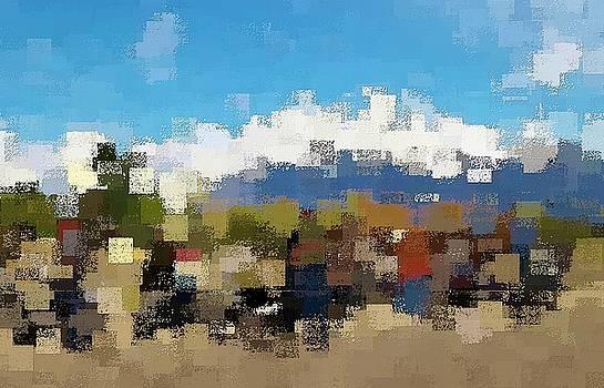 Mountains Beyond by David Manlove