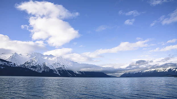 Mountains, Clouds, and the Sea by Michele Cornelius
