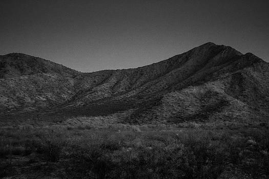 Mountains in Buckeye by Giovanni Arroyo