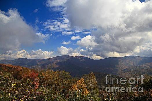 Jill Lang - Mountains in North Carolina