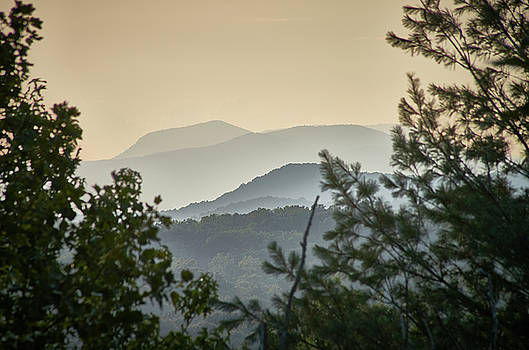 Mountains in the Distance by Willard Killough III