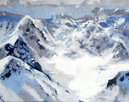 Mountains by Marta Gawronska