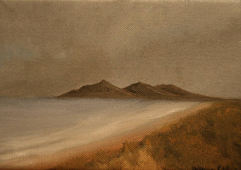 Mountains of Mourne by Donna Steel