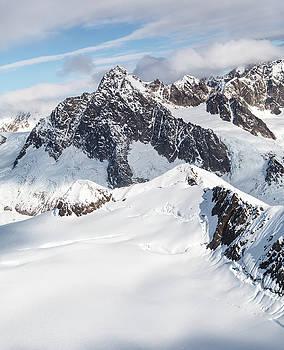 Mountains of Southeast Alaska by Michele Cornelius