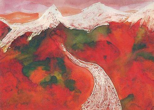 Suzanne  Marie Leclair - Mountains