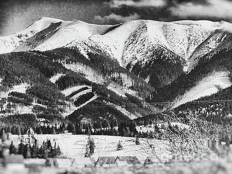 Justyna Jaszke JBJart - mountains Tatry