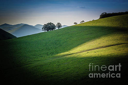 Mountainscapes 2 by Arnaldo Tarsetti