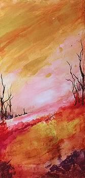 Mountainside #2 by Melanie Stanton