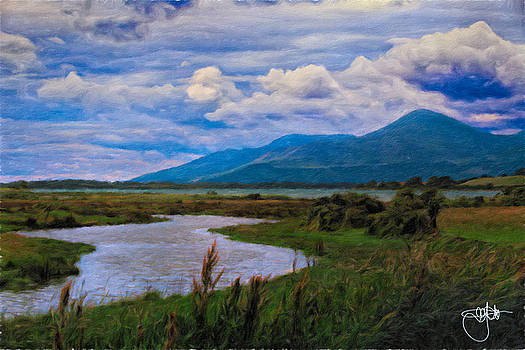 Mourne View by Chris Hood