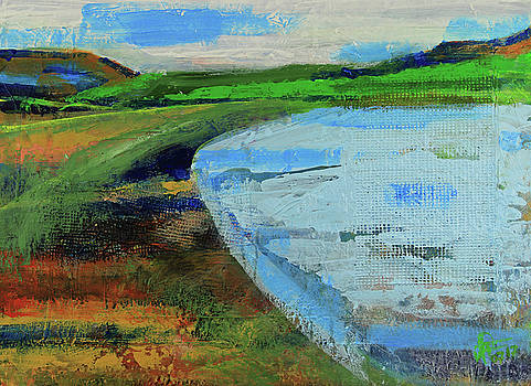 Mouth of the creek by Walter Fahmy