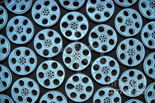 Movie Reels by Norma Warden