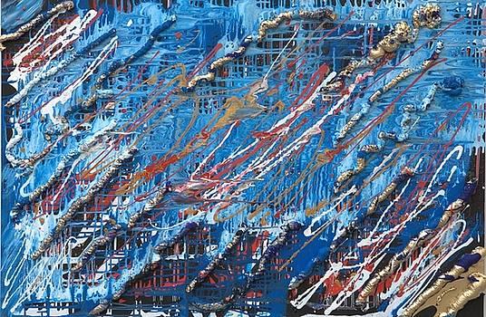 Movimenti del Colore in festa by Elio Scuderi