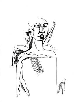 Moving Flow by Inga Vereshchagina