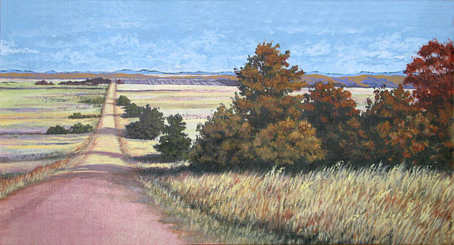 Moving On by Diane Ellingham