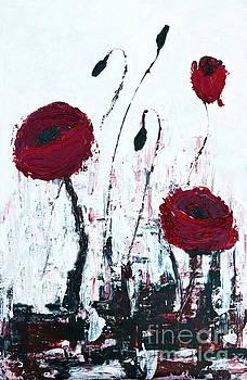 Impressionist FloralA8516 by Mas Art Studio