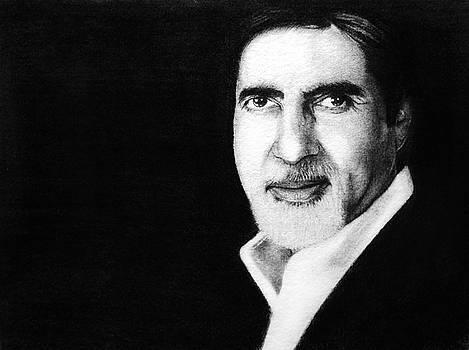 Mr. Amitabh Bachchan by Himanshu Jain