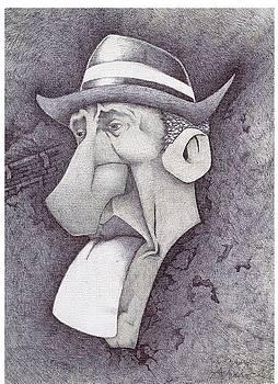Mr. Bk by Efrain  Aguilar