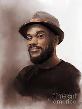 Mr. Brooks by Dwayne Glapion