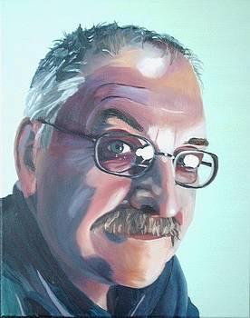 Mr Browne by Kellie Hogben