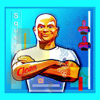Mr. Clean by Dennis Flynn