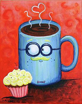 Mr. Coffee by Jennifer Alvarez