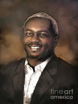 Mr. Dedrick J. Sims by Dwayne Glapion