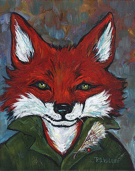 Mr. Fox by Peggy Wilson